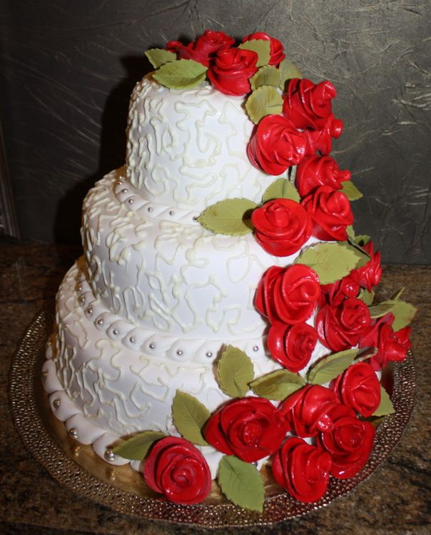 Каталог свадебных тортов фото