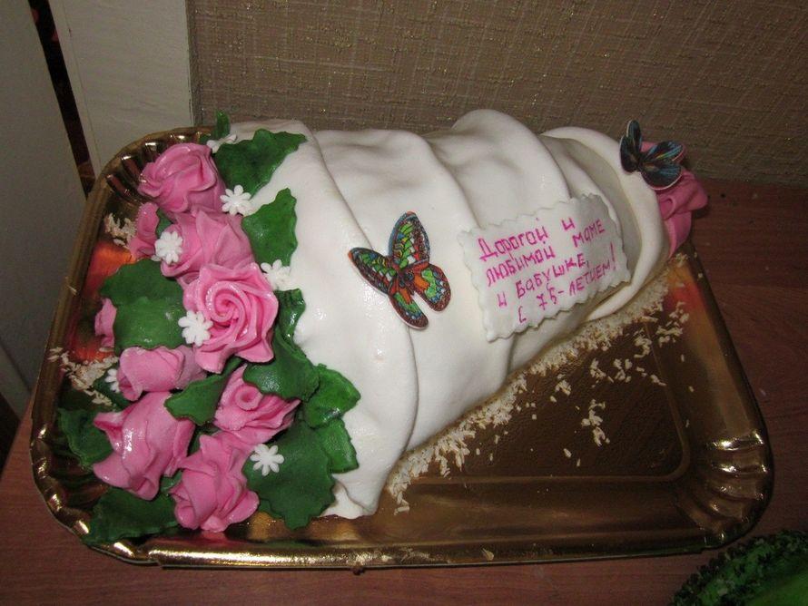 фото тортов женщина