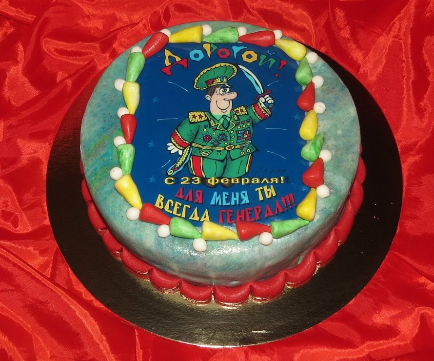 Торт военнаямашина фото
