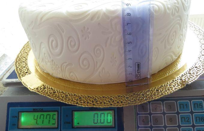 торты весом 4 кг фото
