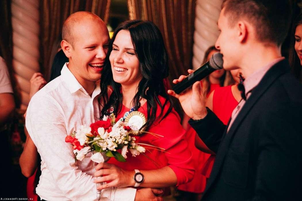 Фото 4007807 в коллекции 7 июня 2014  Ирина и Алексей - Ведущий Максим Сиденков (Amur Company)