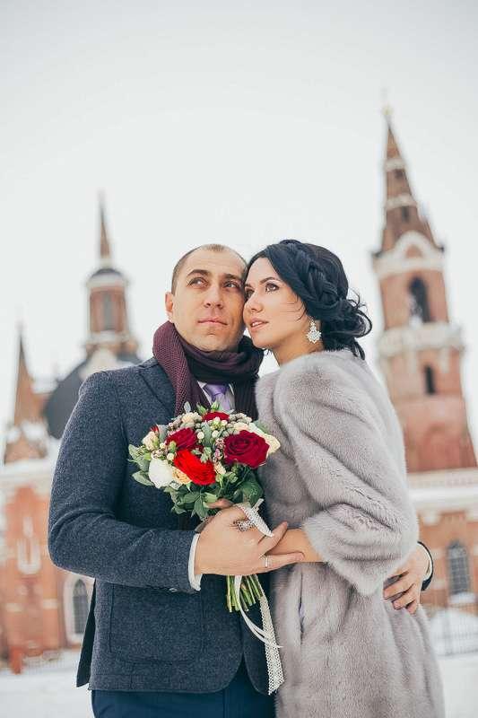 Фото 14040430 в коллекции Портфолио - Свадебный фотограф Анжелика Лосихина