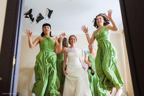 Фото 4077891 в коллекции Подружки невесты - Платья для подружек невесты LeQ