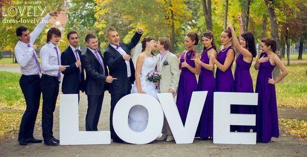 Фото 4077899 в коллекции Подружки невесты - Платья для подружек невесты LeQ
