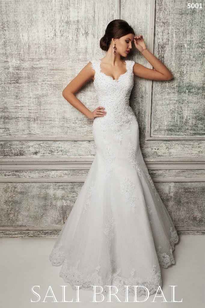 Свадебное платье - модель №5001