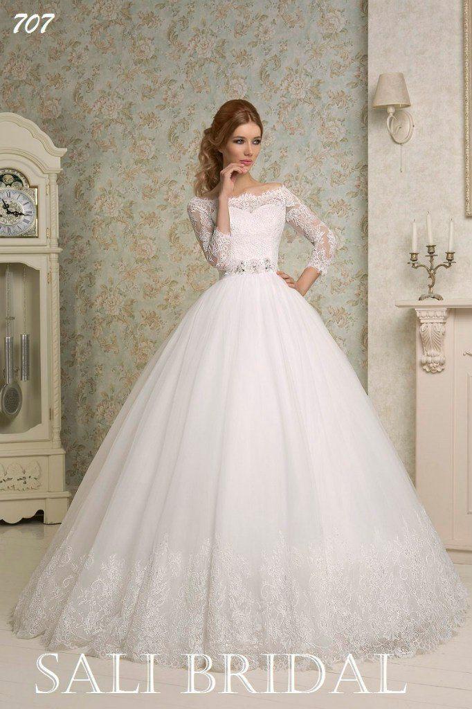 Свадебное платье - модель №507