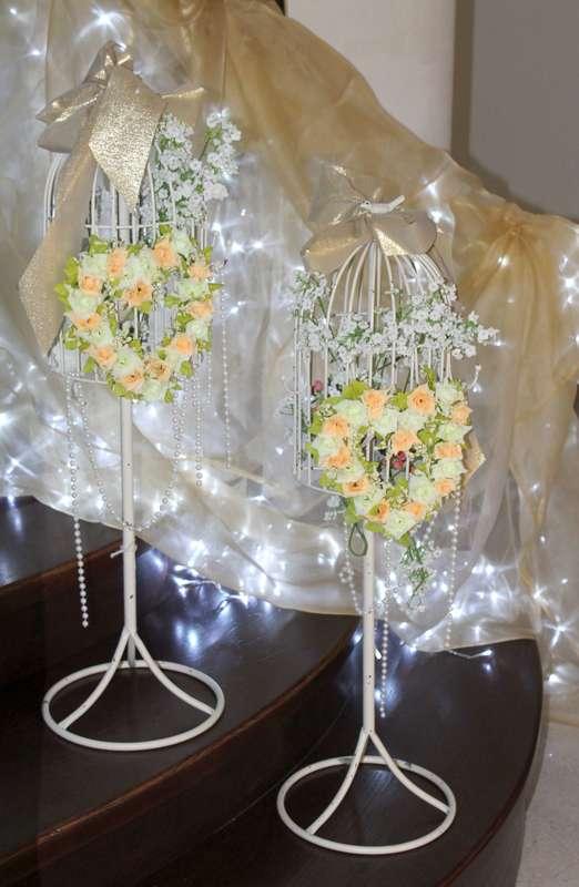 Фото 4098255 в коллекции Свадебная коллекция - Звездный блюз - студия свадебного декора