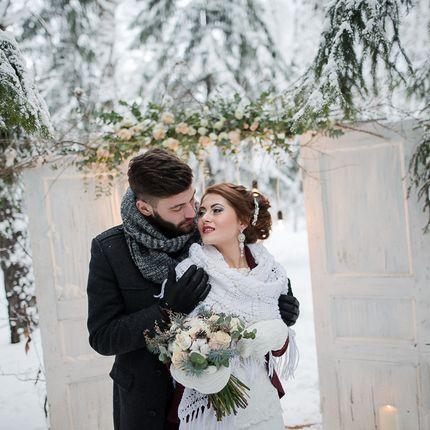 """Фотосъёмка неполного дня - пакет """"Свадебный день"""", 7 часов"""