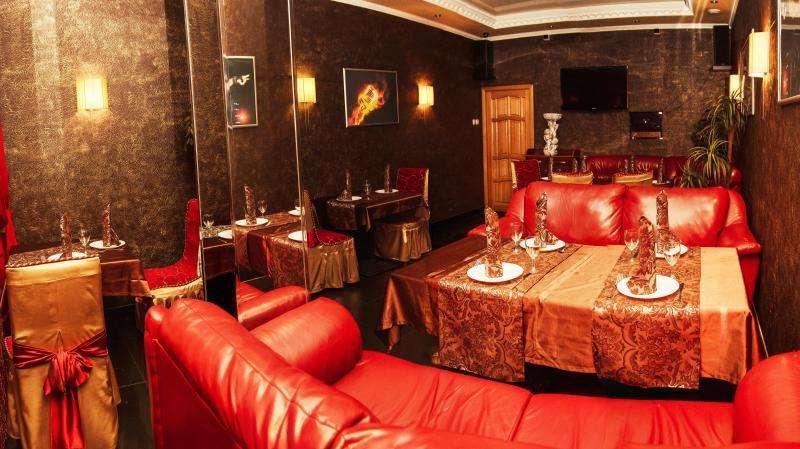 Малый банкетный зал - фото 4109057 Califirnia - бар