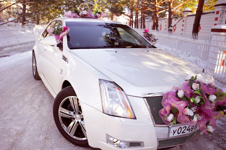 Фото 4115963 в коллекции свадебный автомобиль Cadillac CTS - Cadillac CTS - аренда авто на свадьбу