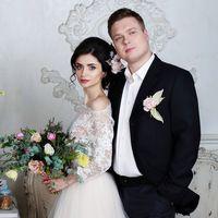 Яркая невеста