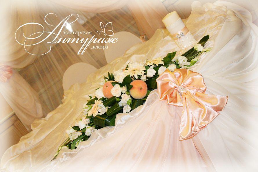 """Фото 530273 в коллекции Свадебное оформление - """"Антураж"""" студия декора"""