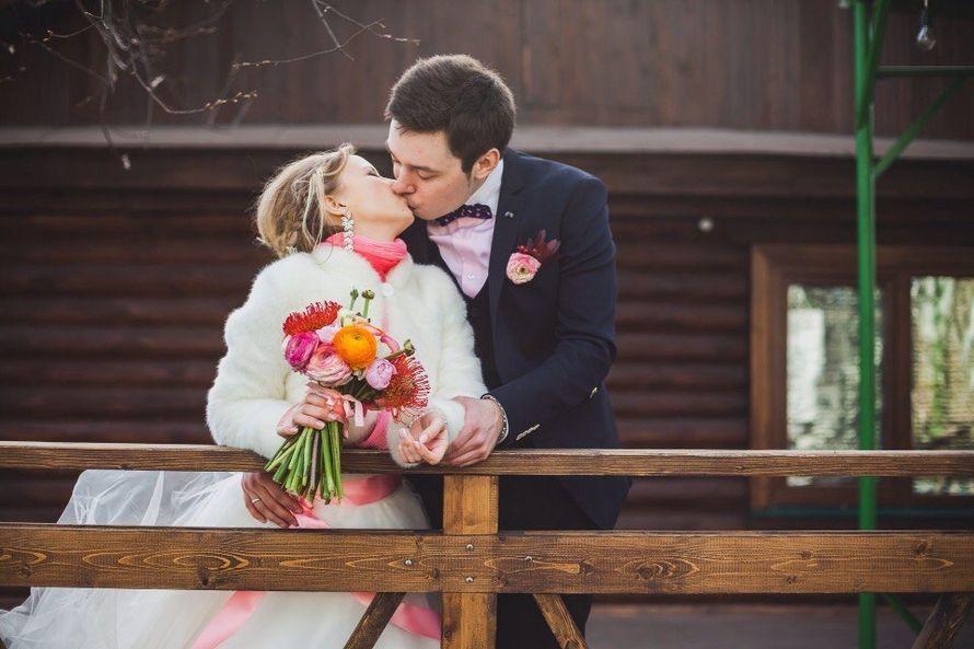 Фото 6512084 в коллекции Полина и Ильдар 14.03.14 - Сarrotsdesign Оформление свадеб, флористика