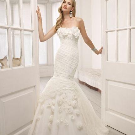 Свадебное платье Ronald Joyce
