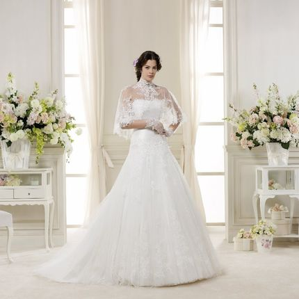 Платье от Nicole с длинными рукавами