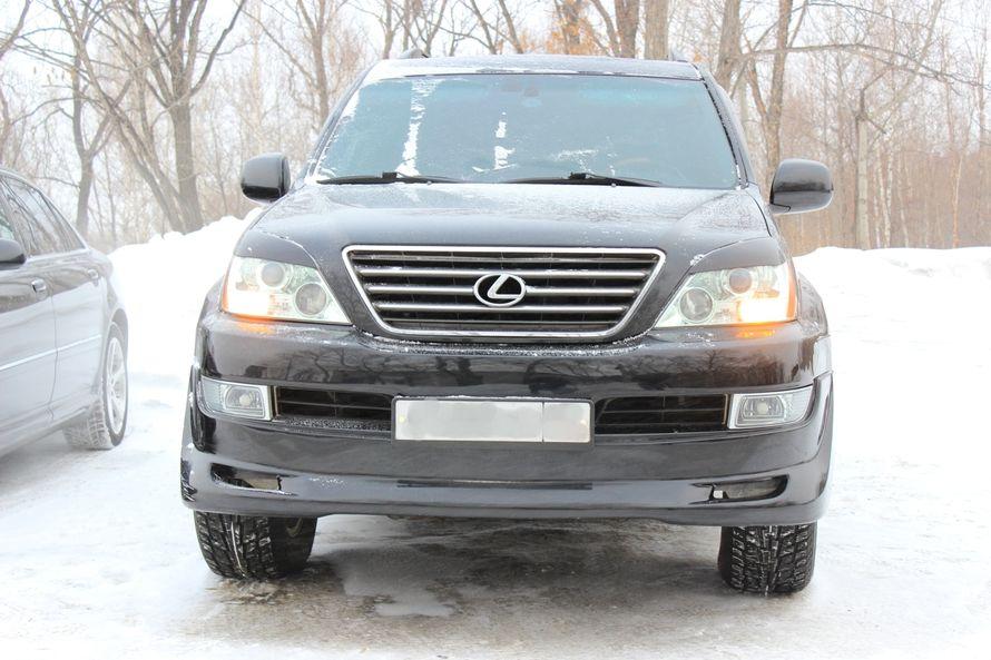 Lexus GX 470, цвет — черный металик, салон — серая кожа, раздельный климат контроль, вентиляция + подогрев сидений, люк.  Выбирайте цель - мы предложим путь!  Модно! Стильно! Молодежно! - заказать авто надежный! - фото 4167355 Компания VIP-auto - автомобили