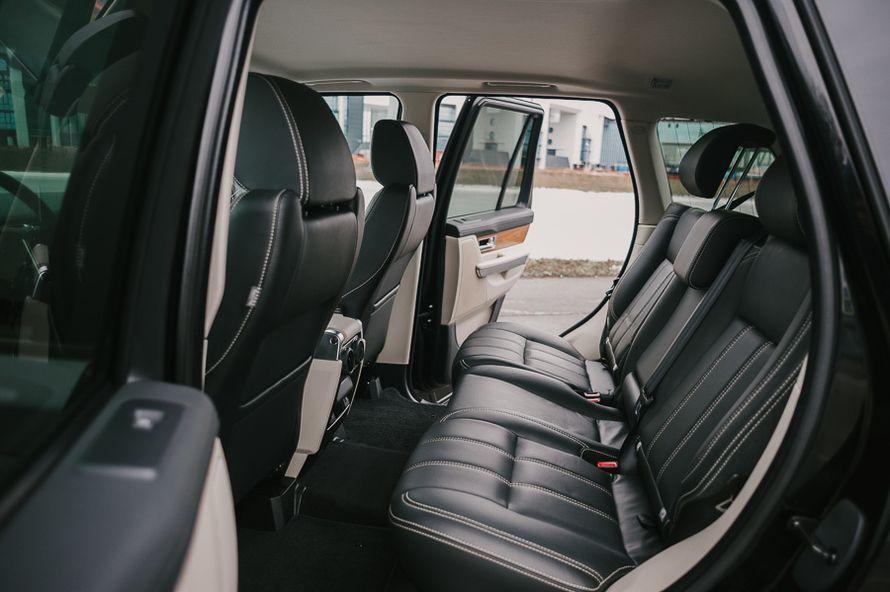 Фото 4172157 в коллекции Range Rover Sport - IstinaCar - аренда автомобиля