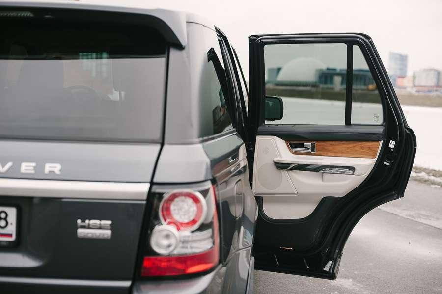 Фото 4172159 в коллекции Range Rover Sport - IstinaCar - аренда автомобиля