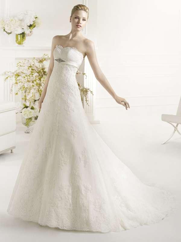 Фото 1488801 в коллекции Pronovias Fashion Group (La Sposa, Avenue Diagonal, San Patrick) - скидки до 40%!!! - La Promesa свадебный бутик - испанские платья