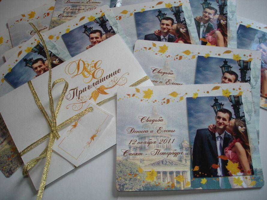 Фото 12059564 в коллекции Приглашения на свадьбу, свадебные приглашения - Творческая мастерская Ирины Соловьевой