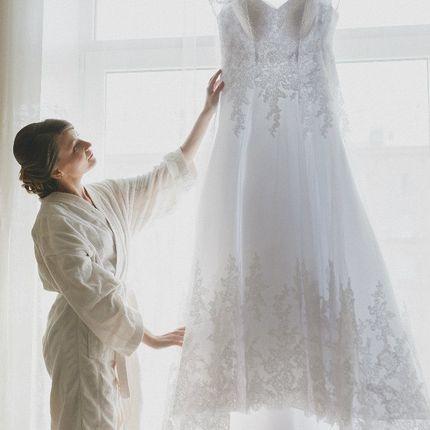 Макияж и прическа в день свадьбы