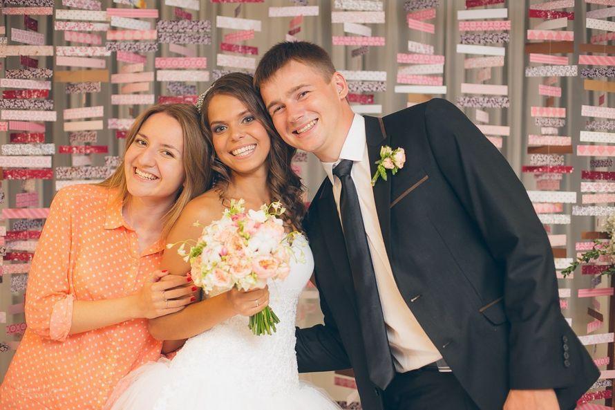 Фото 4192857 в коллекции Персиковая свадьба 10 июля 2014 - Мятный Лимон мастерская декораций