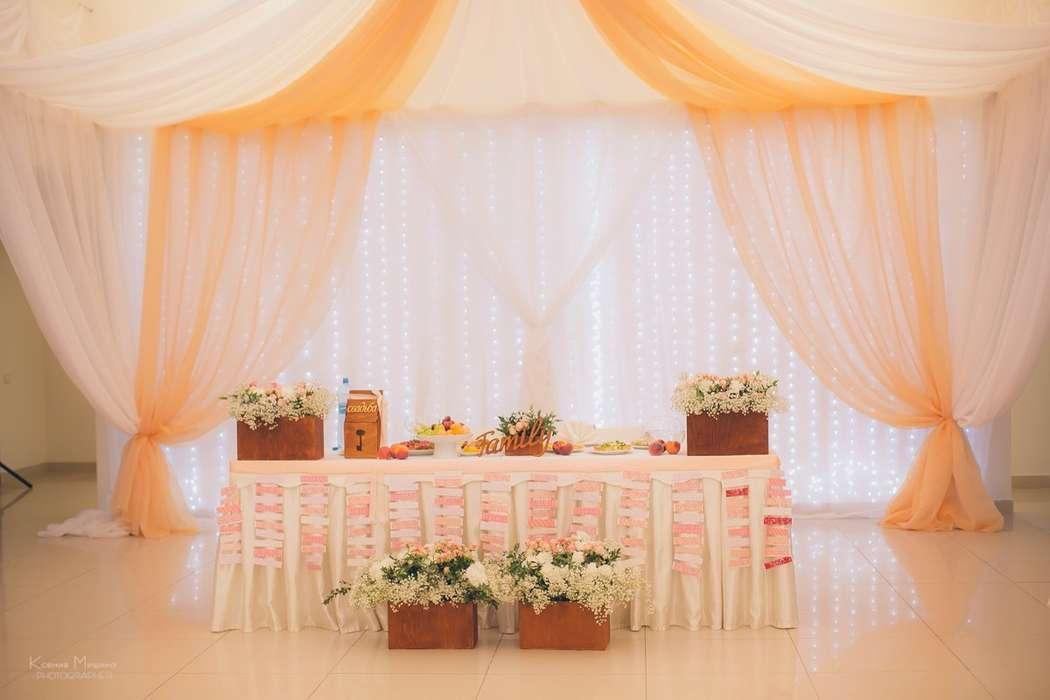 Фото 4192867 в коллекции Персиковая свадьба 10 июля 2014 - Мятный Лимон мастерская декораций