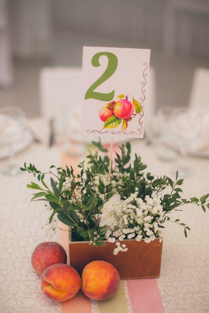 Фото 4192893 в коллекции Персиковая свадьба 10 июля 2014 - Мятный Лимон мастерская декораций