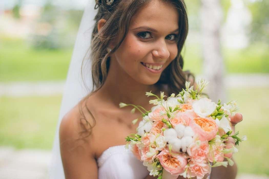 Фото 4192901 в коллекции Персиковая свадьба 10 июля 2014 - Мятный Лимон мастерская декораций