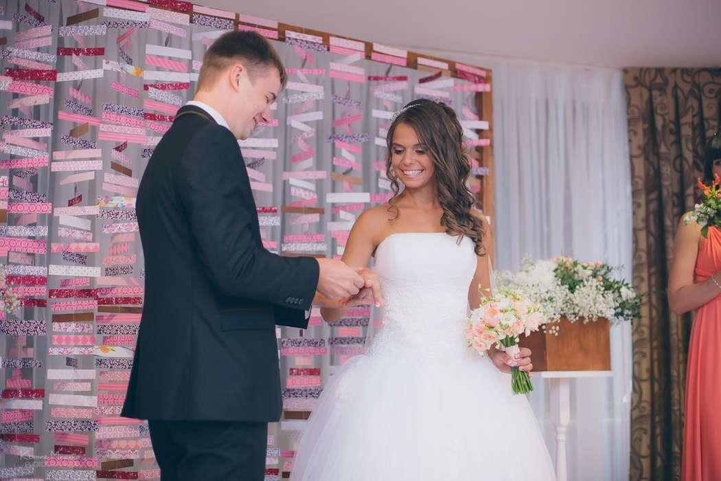 Фото 4192911 в коллекции Персиковая свадьба 10 июля 2014 - Мятный Лимон мастерская декораций