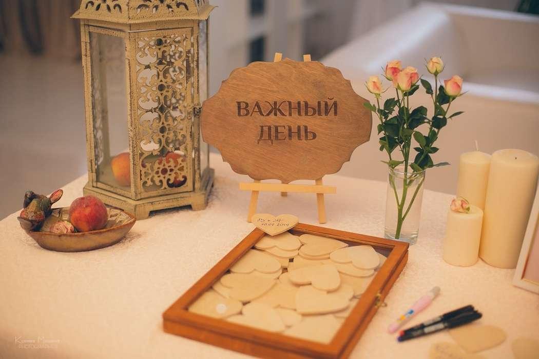 Фото 4192919 в коллекции Персиковая свадьба 10 июля 2014 - Мятный Лимон мастерская декораций