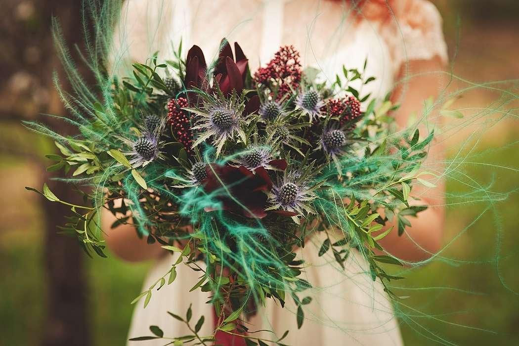 Фото 4208851 в коллекции Букет невесты - Студия праздничного декора Flavio