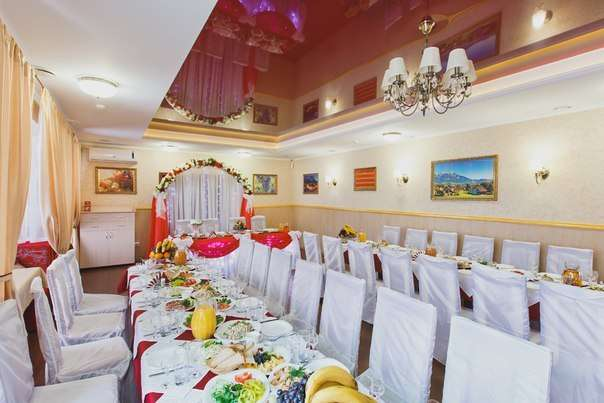 Свадебное торжество - фото 4237525 Ресторан Merlot