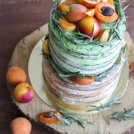 """""""Голый"""" свадебный торт, цена за 1 кг"""