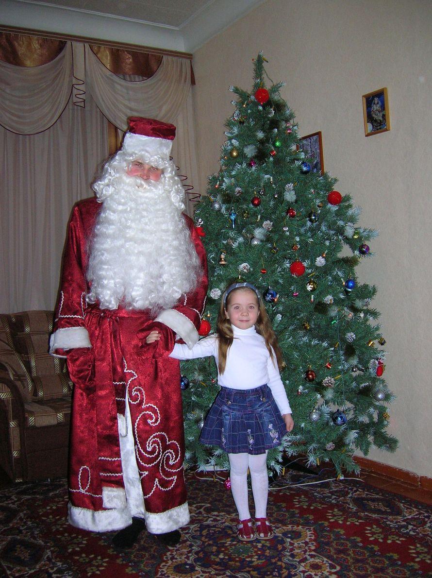 Новогодние поздравления от Деда Мороза и Снегурочки 46