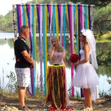 Проведение свадьбы + диджей