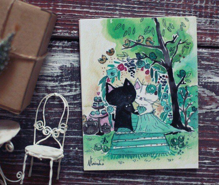 Фото 4348041 в коллекции Пригласительные - Пригласительные открытки от Ерёменко Анастасии