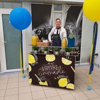 Коктейльный и лимонадный бар