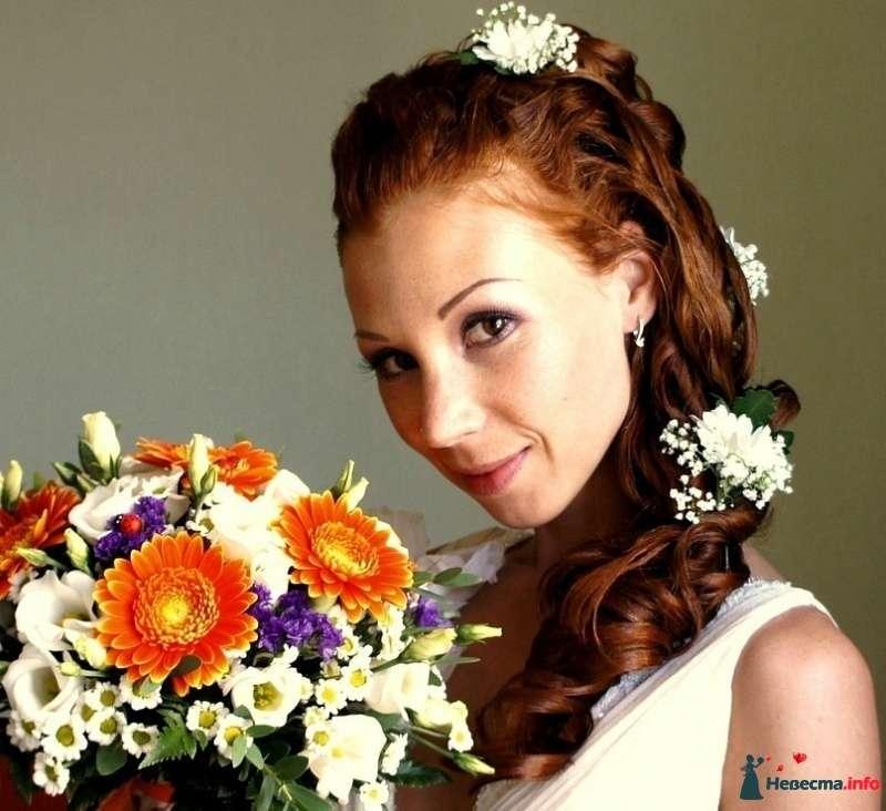 Фото 331259 в коллекции Свадебные прически - Стилист - визажист Ольга Жогина