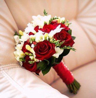 букет невесты - фото 4362659 Флорист Яковлева Светлана
