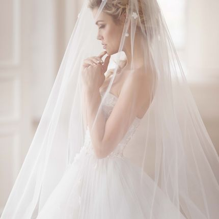 Свадебное платье Элоди