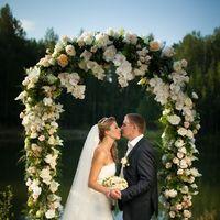 Классическая свадьба.