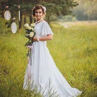 Свадебная фотосессия в стиле шебби-винтаж для салона Carpe Diem