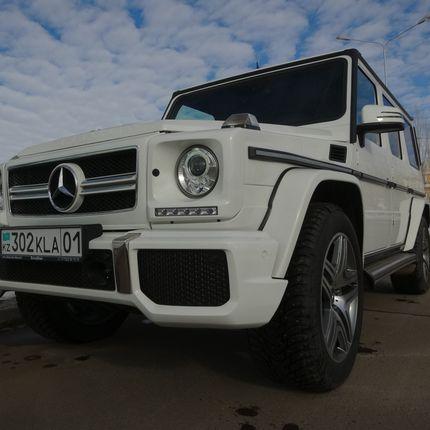 Аренда Mercedes Gelendvagen G63