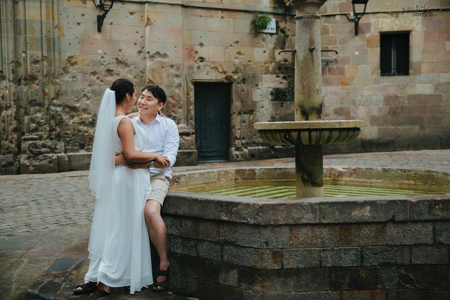 Фото 4467555 в коллекции Фотосессия в медовый месяц в Монтсеррат. - Фотограф в Испании, Барселоне, Ллорет де Мар,