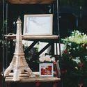 элементы декора свадьба во французском стиле