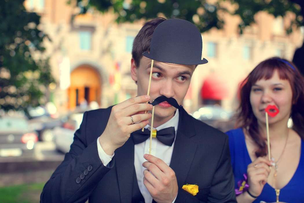 фотобутафория на свадебной фотосессии - фото 4509475 Частичка счастья - аксессуары