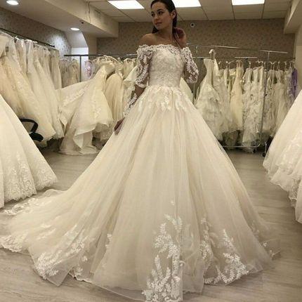 Свадебное платье Semida-Sposa