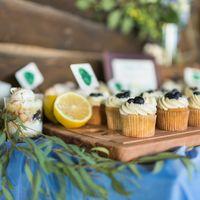 Сладкий стол на итальянской свадьбе #итальянскаясвадьба #сладкийстол #капкейки #десерты #лимоны
