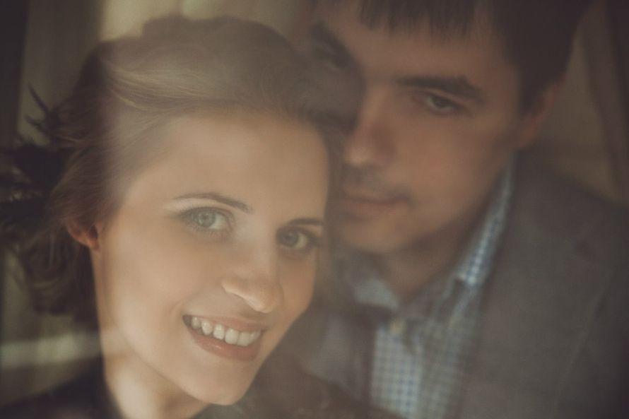 "Фото Денис и Евгения  ""через стекло"" - фото 4554697 PerfectWed - фотограф и видеооператор"